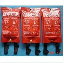 CE approval Fiberglass fire blanket