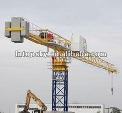 TT5512-8 TOPLESS TOWER CRANE 8T JOST TYPE