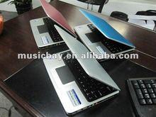 "2012 christmas gift new design 10.2"" mini laptop red,pink,yellow,black"