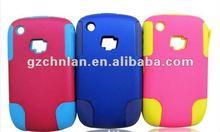 For Blackberry 8520 Mesh Combo Case covers