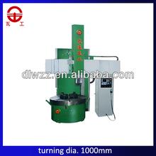 Single-column spinning lathe machine tool