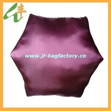 2012 newest design fashion hexagon cushion