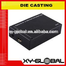 shenzhen xy-global custom die cast aluminum DC box