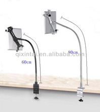 86 cm long goose-neck tablet pc holder tablets stand for ipad stand holder