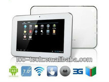 "2012 new tablet PC A13 7"" TFT touch boxship 1.5Ghz WiFi wireless Android Tablet PC MID"