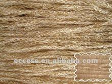 100% acrylic tube yarn