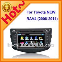 Special Car DVD GPS Vedio Player for Toyota RAV4 2008~2011
