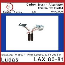 Lucas LAX 80-81 Alternator Carbon Brush(brush size 7x4x22/20)