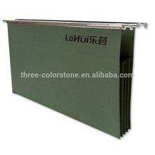 Expanding Suspension Files, 20/box, Foolscap Size, Green