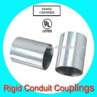 threaded galvanized steel pipe fittings coupling