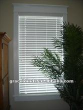 "2""waterproof pvc plastic venetian blinds"