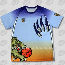sublimation men's t shirt design