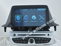 WITSON car dvd player for RENAULT MEGANE III with Auto Rear View Function