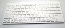 Ultrathin Aluminum alloy bluetooth wireless keyboard