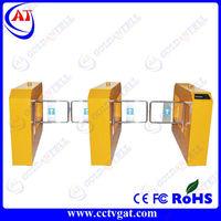 Security mechanical automatic RFID interface electronic turnstile gate & swing turnstile barrier & manual turnstile