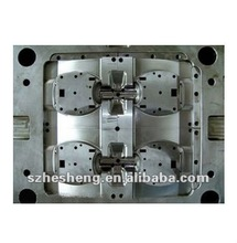 precision plastic injection mould at dongguan