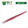 Best surgical stainless steel tweezers, red tweezers