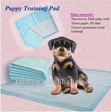 factory offer puppy pet training pad(40*60cm,60*60cm,60*90cm)