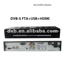 HD DVB-S2 fta ICLASS 9898 Satellite Receiver with CA, BISS, PVR