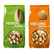 2012 Hot sale plastic snack bag