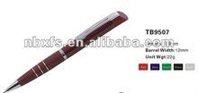 Metal pluma pens slim cross metal pens