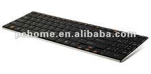 Super slim fashional 2.4G wireless keyboard