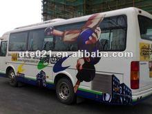 3M Vehicle/Bus/Car/Auto Wrap Sticker/ 3M brand car stickers printing