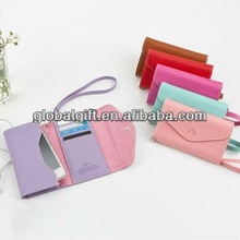 Cheap mobile phone leather case