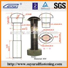 American standard fishtail bolt
