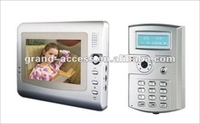 92 C degrees IP Camera Wireless Video Door Phone, Home Automatic System with Working attendance Fuction