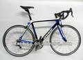 De alta calidad de bicicleta de carretera de carbono marco 3k/ud ultegra con ruedas de carbono zipp 6.8kg probado la norma en