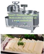 high efficiency color soya milk and tofu machine /0086-15838061759