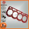 fit for komatsu cylinder head gasket for 4D105