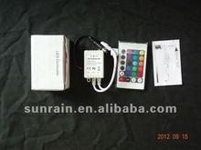 remote controller for led strip light 12V
