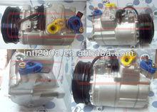 Sanden PXV16 air conditioning compressor for Land Rover Freelander 2.5L petrol 1996-2006 /MG/Rover 45 75 JPB500130 JPB000040