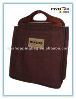 2014 New Design Brown jute bags buyer in europe