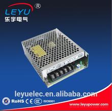 30W Short Circuit Protection 5v 12v -5v Triple Output Power Supply