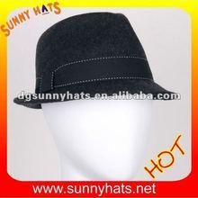 Wool felt fedora hat pattern