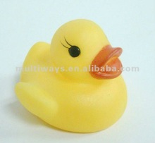 Cute OEM PVC Bath Duck Toy MW-B20