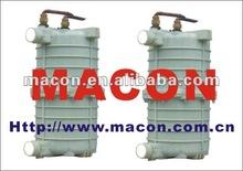 Macon SWIMMING POOL Titanium Heat exchanger, resist erosion of chlorine ion