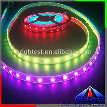 32 pixel/m 12v 5v DMX LED Strip, One IC One LED