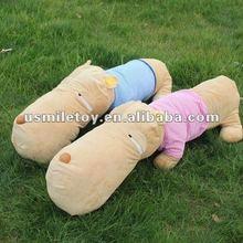 plush dog pillows
