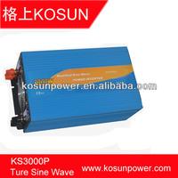 48V DC to 240V AC 3000Watt Pure Sine Wave Power Inverter