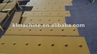 Blades,Cutting Edges for Komatsu and caterpillar machine,bulldozer parts