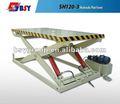 hidráulico de elevación de tijera plataforma de la máquina