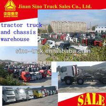 Mini HOWO 4x2 Tractor Truck