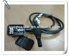 Polycrystalline mini mc4 solar box for solar panel