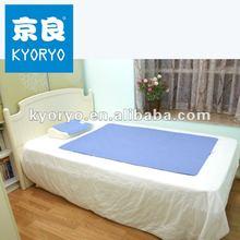 sleeping cool gel mattress / cooling gel mat pads/gel mattress topper