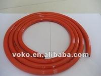 taizhou voko brand plastic pvc yellow gas hose pipe tube