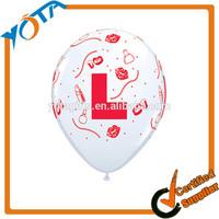 Printing inflatable latex free air balloon